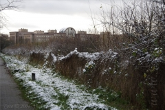 Der erste Schnee dieses Winters 2008/2009